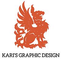 LOGO KarisGraphicDesign