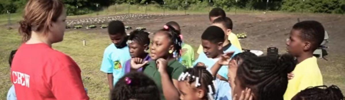 Boys & Girls Club Gardening Project | Troy-Bilt