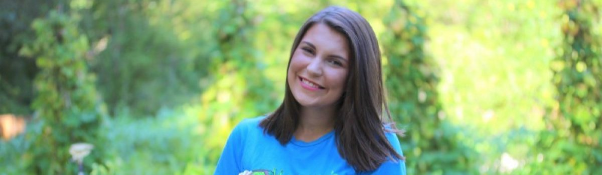 Meet Katie Stagliano — Founder of Katie's Krops and Grand Prize Winner of General Mills Feeding Better Futures Scholar Program