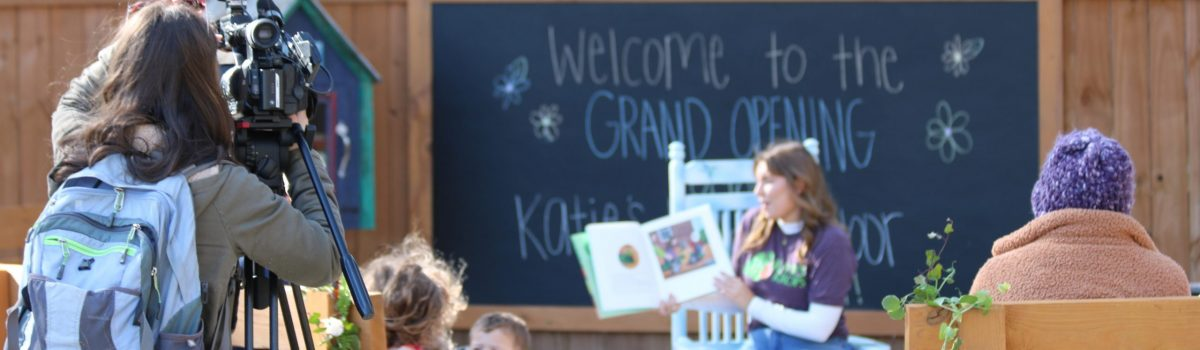 Sign Up Today for Our Upcoming Outdoor Classroom Programs